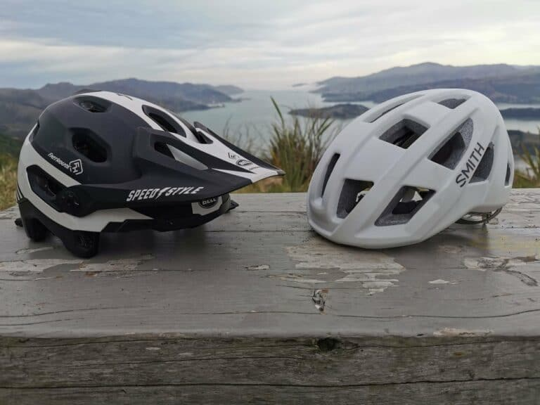 Can I use a Road Bike Helmet for MTB