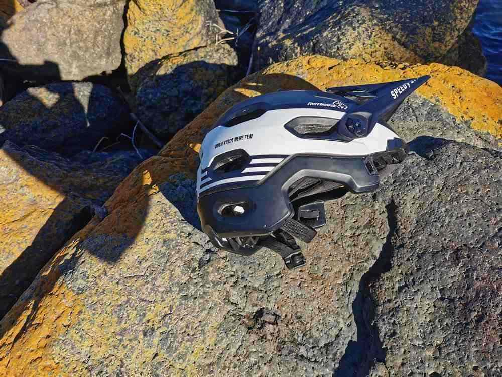 Open Face MTB Helmet