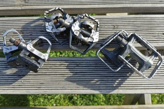 Different Types of Bike Pedals