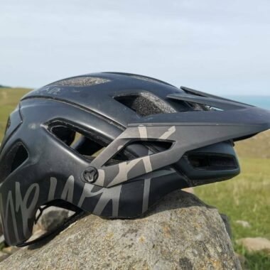 Why do Mountain Bike Helmets have Visors