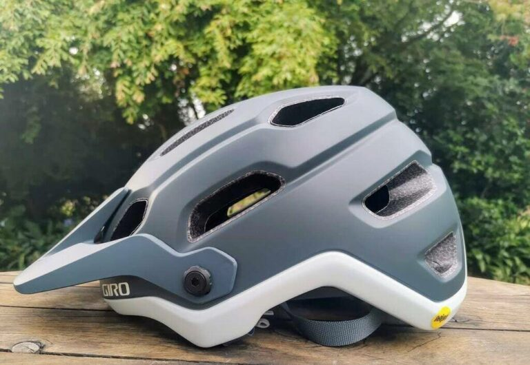 Giro Source Helmet Visor Down