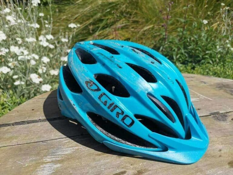 How to clean a bike helmet