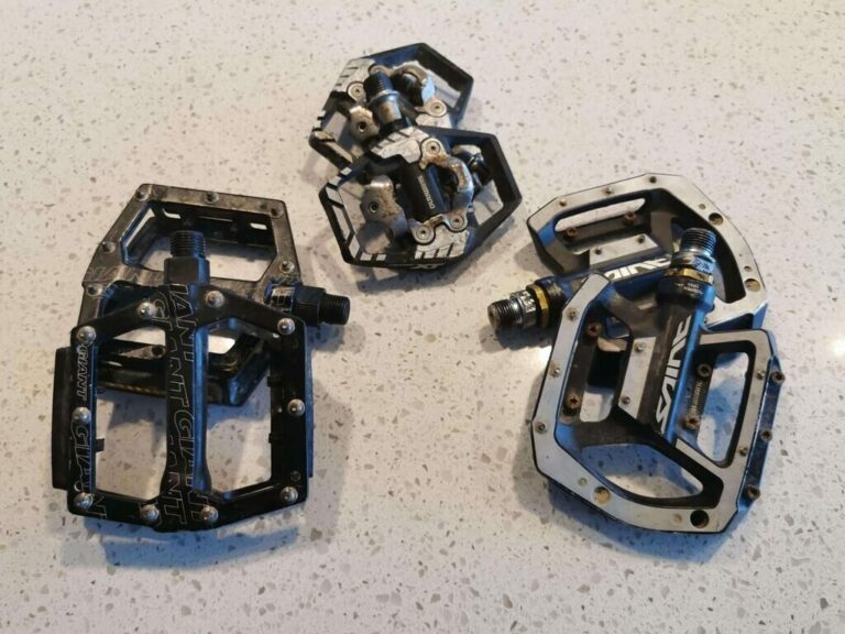 Lightest Mountain Bike Pedals