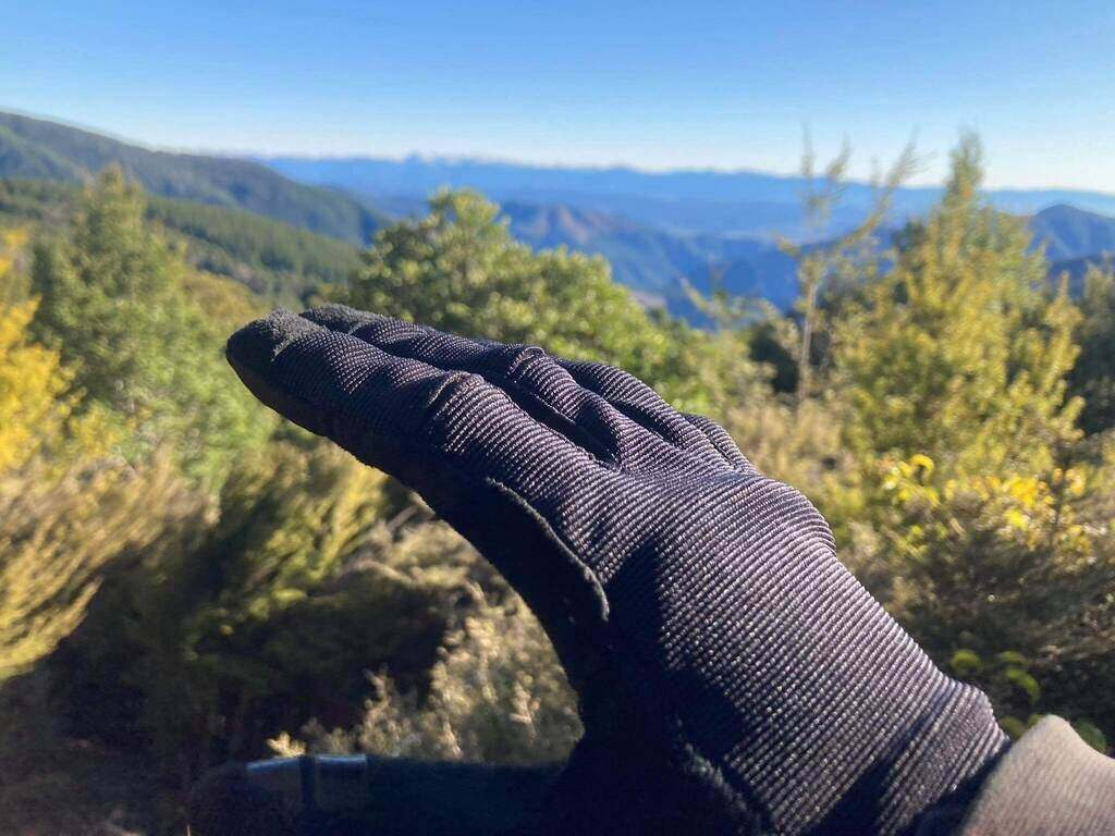 Side Profile Giro DND Gloves Review